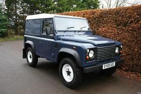 Land Rover 90 Defender 2.4TDi