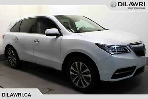 2015 Acura MDX Navigation at