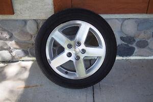 Set of 4 Chevy Cobalt Alloys Wheels 16x6 - Bolt pattern 5x110