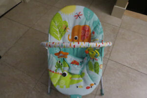 Bright Stars Baby Bouncer-Almost New