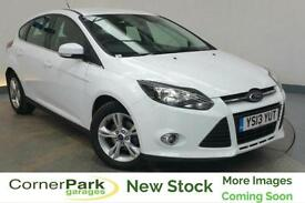 2013 FORD FOCUS ZETEC ECONETIC TDCI HATCHBACK DIESEL