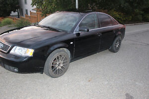 WINTER READY 2001 Audi A6 2.7t AWD PRICE REDUCED