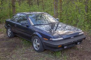 1989 Toyota SR5 Coupe