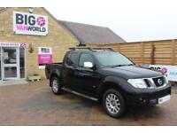 2013 NISSAN NAVARA OUTLAW 3.0 DCI 231 4X4 DOUBLE CAB PICK UP DIESEL