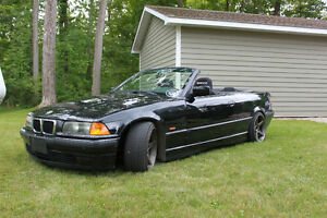 1998 BMW 3-Series 328ic Convertible /accepte echange daily