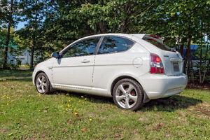 REDUCED!! 2008 Hyundai Accent GL w/Sport Pkg Coupe (2 door)