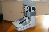Air walking cast for sale