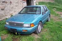 1992 Plymouth Acclaim Sedan