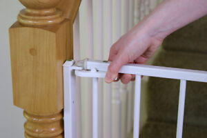Expandable Baby Metal Gate