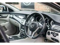 2013 Mercedes-Benz CLS CLASS 3.0 CLS350 CDI BLUEEFFICIENCY AMG SPORT 5d AUTO 262