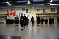 JOIN LONDON SEA CADETS!  OPPORTUNITIES FOR YOUTH 12-18 YEARS OLD
