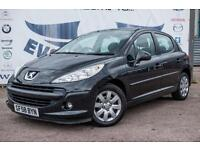 2008 PEUGEOT 207 1.4 S HDI DIESEL 5 DOOR NEW MOT 2 KEYS SUPPLIED EXELLENT MPG 60