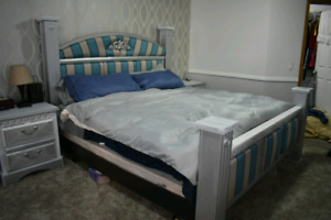 7 Piece Bedroom Set. ONE OF A KIND