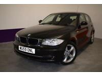 2009 BMW 1 SERIES 116D SPORT 5 DOOR HATCHBACK DIESEL