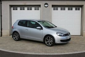 Volkswagen Golf 1.6 Tdi Match 107k full history ( passat leon jetta polo A3 a4 Bmw )