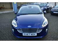 2017 Ford Fiesta 1.0 5dr Zetec Turbo Hatchback Petrol Manual