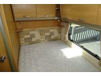 2009 Swift Challenger 540 single axle 4 berth caravan in the lake district