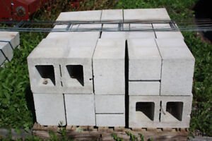 45 Cement Building Blocs 7 length of wire mesh
