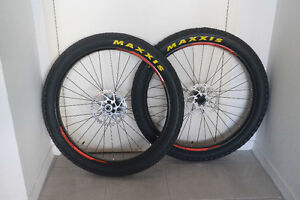 Orbea 27.5+ BOOST 40mm wide wheelset, new take-off