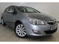 2011 61 VAUXHALL ASTRA 1.6 EXCLUSIV 5DR 113 BHP