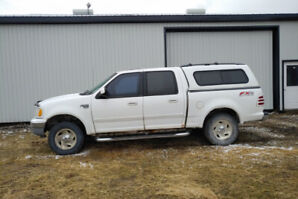 2003 Ford F-150 4x4 for sale