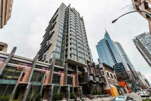 $2390 / 610ft2 - BRAND NEW 1BED &DEN IN HEART VANCOUVER DOWNTOWN