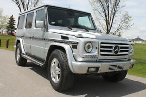 2003 Mercedes-Benz G500 Wagon
