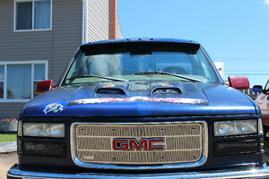 1997 GMC C/K 1500 stainless Coupe (2 door)