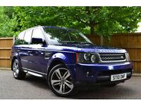 2010 Land Rover Range Rover Sport 3.0TD Diesel Auto HSE £495 A Month £0 Deposit