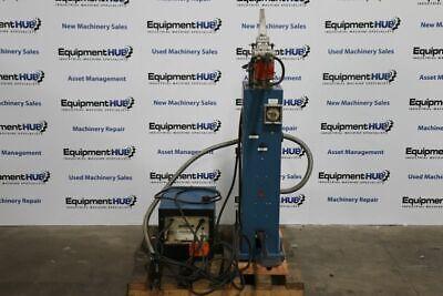 Miller Mps-20 Ft Spot Welder W Miller Radiator-1 Cooling System