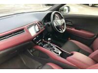 2019 Honda HR-V 1.5 i-VTEC Turbo Sport 5dr Manual Hatchback Petrol Manual