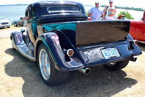 One of a Kind - 34 Custom Coupe / Truck,, B.O, by Sept  3rd