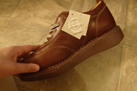 Hush puppies - work boots - CSA and steel toe - brand new