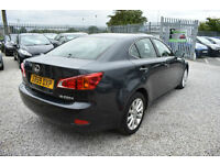 Lexus IS 220d 2.2TD SE GREY 2010 MODEL + VERY LOW MILEAGE BEAUTIFUL EXAMPLE+