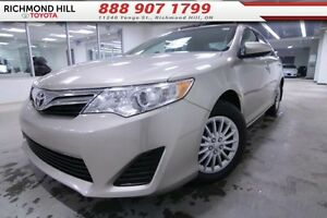 2014 Toyota Camry LE   - one owner - non-smoker - Certified - $1