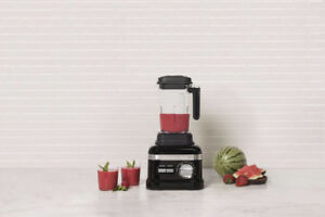 KitchenAid - 3.5HP Professional Series Onyx Black Stand Blender