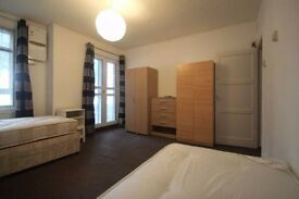 Spacious & Bright Double Room with own Balcony in Camden Town just 200 pw //Ref. 28i
