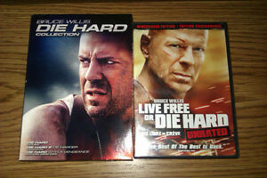 Die Hard DVD Movie Collection