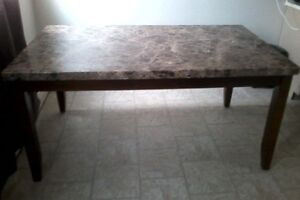 Kichen dining table