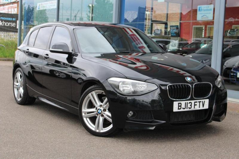 2013 bmw 1 series 116i m sport 18andquot alloys and. Black Bedroom Furniture Sets. Home Design Ideas