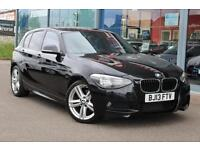 2013 BMW 1 SERIES 116i M Sport 18andquot; ALLOYS and BLUETOOTH