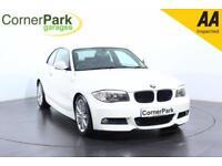 2013 BMW 1 SERIES 118D M SPORT COUPE DIESEL