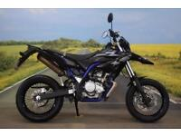 Yamaha WR125X **Datatag Protection, One Owner, All Keys & Books**
