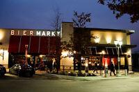 Bier Markt Don Mills is now hiring all positions!