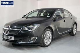 2015 Vauxhall Insignia 2.0 CDTi 163ps Techline With Front And Rear Parking Senso
