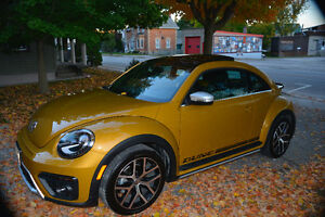 2016 Volkswagen New Beetle 1.8T Dune Coupe (2 door)