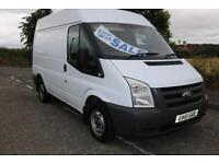 2011 FORD TRANSIT VAN GREAT CONDITION GOOD MILES FULLY PLY LINED YEARS MOT !!!!!