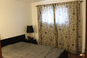 1– Bed room big basement of single house with independent entry.