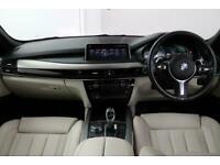 2018 BMW X5 xDrive30d M Sport 5dr Auto SUV Diesel Automatic