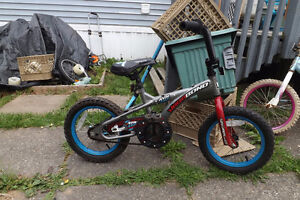 "Boys Bike 16"" Wheel, Single Speed $ 25.00"